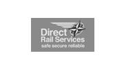 direct rail service logo