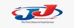 JJ Food Service logo