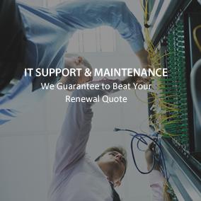 IT Maintenance eShot