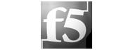 f5 logo grey