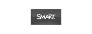 smart logo grey